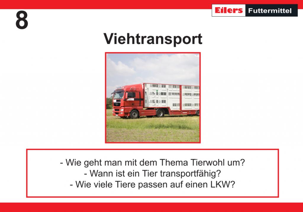 Viehtransport